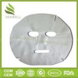 Disposable Nonwoven Face Mask manufacturers Aloe Vera Non-woven Moisturizing Facial Mask Sheet