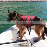 Dog Life Preserver Vest with Adjustable Buckles,Dog Safety Life Coat for Swimming, Boating, Hunting