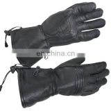 Leather Women Gloves Motorcycle