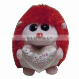 Cheap Red plush mouse toy