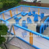 inflatable paintball field and obstacles for paintball sport games