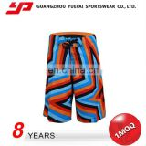 Professional cool dry fit sublimation Photo Sexy Men Beach Shorts