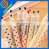 various popular fluorescent pen