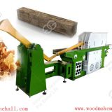 High effiency wood log shaving machine for sale in factory price
