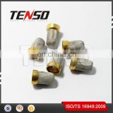 11017 Automotive fuel injector metal mesh filter 8.7*3.8*13.2mm
