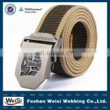 Wholesale Classic Fashionable Alloy Buckle Men Dress Belt