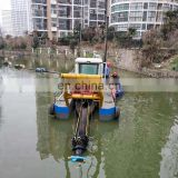 Output 200-400cbm/hr cutter suction dredge