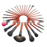 Beauty girl use Cosmetic Angled Foundation Brush For Makeup Best Quality Cosmetic Angled Foundation Brush For Makeup Cosmetic