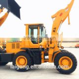 2.5t LaiGong minitractor with loader, mini bulldozer, ZL25lawn tractor with tire for 16/70-24