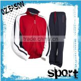 Top quality soccer training tracksuit, football tracksuit from China, hot sale mens sport tracksuit