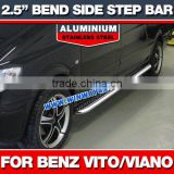 RUNNING BOARD FOR BENZ VITO W638 W639 VIANO LWB