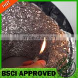 High quality Aluminum foil vent pipe flexible ventilation hose heat resistant flexible duct