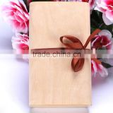 Christmas gift wooden food packaging box/candy box