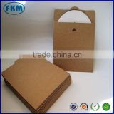 Kraft paper CD DVD Envelope Sleeve (Insert) made in China