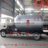 2015 Dongfeng Mini Eruo IV 4*2 lpg gas tank truck for sale