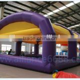 giant projection dome inflatable tent for trade shows or advertising activities