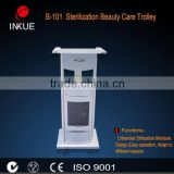 B-101 Sterilization Beauty Care Trolley Hot sale Promote Easy Use Hair Salon Trolley Cart