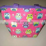 laminated cooler bag, thermal bag, lunch bag