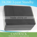 TK200 3 years standy remote turn on/off device vehicle gps car tracker gps tracker china