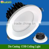 High quality Die Casting Led Downlight 3w 5w 7w 9w 12w 15w 18w 24w SMD5730 LED Ceiling Lamp Spot Lights