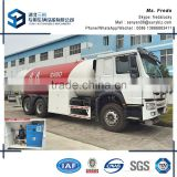 24cbm 24M3 24000 liters LPG gas tank Sino HOWO 6x4 LPG tank truck                                                                                                         Supplier's Choice