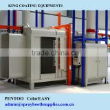 KX-6200D electrostatic powder coating booth