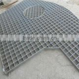 Special-shape Hot Galvanized Steel Grating