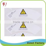 Self-Adhesive Sheet Label in Packaging & Printing