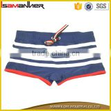 Teenager boys swimming jammer sexy boxer mens swim shorts