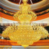 Largest crystal church acrylic chandelier prisms