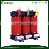 SCB10 Epoxy Resin Cast Dry Type Transformer /Three Phase and 3 Coil Number DRY TYPE