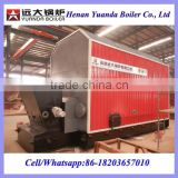 Hot Thermal oil boiler