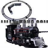 RCT-02519035B model train track Electric powered track train with sound and lights (can smoke)