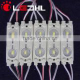 Samsung Series LED Module 1W 2pcs SMD5730 160 degree led module light 12V DC for adversiting                                                                         Quality Choice