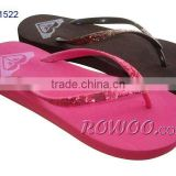 2015 china wholesale Latest Design Lady Sandal, eva slipper