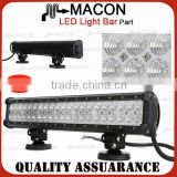 Hanma Curved LED light bar 126W,12/24V LED light bar,offroad car accessories,4x4 auto lighting,truck,4WD,JEEP,IP67