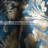 woven twill bronzed velveteen for sofa cloth and curtain