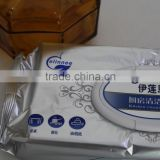 hand and face cleaning wet tissue pape