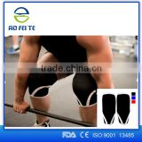 Aofeite Neoprene Fitness Bodybuilding Gym Compression Weightlifting Powerlifting Weight Lifting 7mm Knee Support