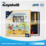 Popular for the market Education PIRATE'S GOLD Board Game
