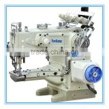 BR-1500-156D Feed-up-the-arm automatic thread cutting interlock sewing machine(DIRECT DRIVE)