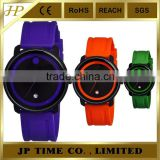 NEW MENS WOMENS THE TIME TELLER P BLACK TEAL SALE very cheap watches silicone watch very cheap
