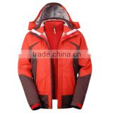 2014 hot and cheap mens 3 in 1 Jackets,Waterproof Jacket,Winter Jacket,windbreaker,parka