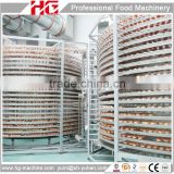 biscuit production line / wafer production line/cake processing /automatic stuffing cake machine cooling tower