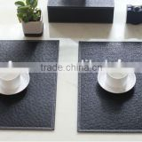 2015 hot sale fashion coaster&placemat wholesale