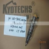 INJECTOR ASSY FOR 387-9433 10R-7222 3879433 10R7222 E336D C9 E330D