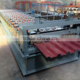 C44 board machine type wholesale corrugated roofing sheet making metal roofing sheet machine