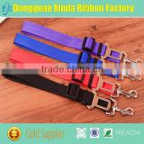 Factory Price Car Dog Harness Travel Car Pet Safety Belt