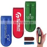 Promotional Plastic Bodega Sticky Note Pen Set