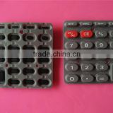 Customized Silicone Rubber Keypads, Keyboard, Switch, Button, Key rubber keypad